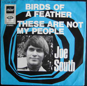 Image result for joe south birds of a feather single images