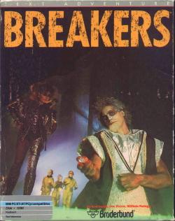 <i>Breakers</i> (1986 video game)
