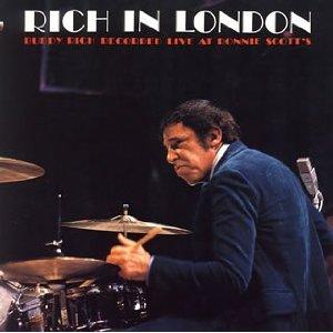 <i>Rich in London</i> 1971 live album by Buddy Rich