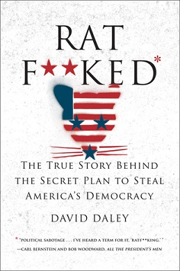 <i>Ratf**ked</i> Book about Republican gerrymandering