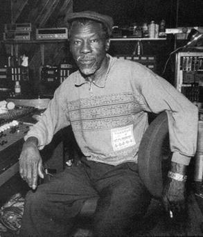 Coxsone Dodd Jamaican musician