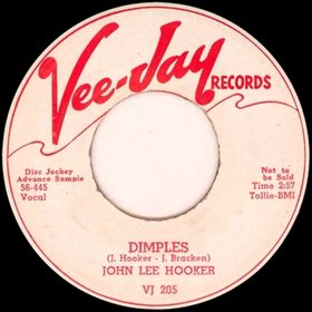 Dimples (song) single by John Lee Hooker