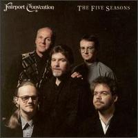 <i>The Five Seasons</i> 1990 studio album by Fairport Convention