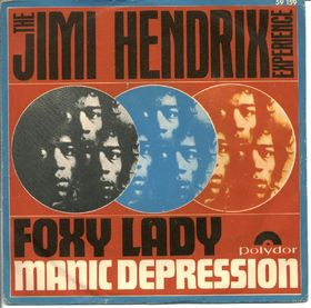Foxy Lady song by The Jimi Hendrix Experience