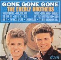 <i>Gone Gone Gone</i> (album) 1964 studio album by The Everly Brothers