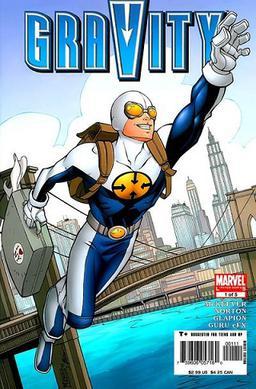 Gravity Comics Wikipedia