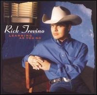 <i>Learning as You Go</i> 1996 studio album by Rick Trevino