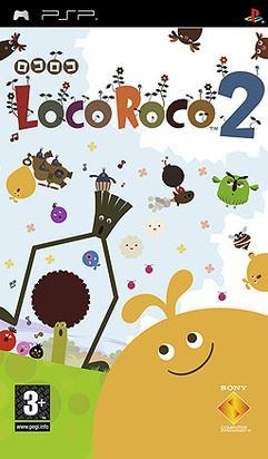 LocoRoco 2 cover art