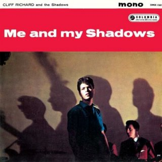 <i>Me and My Shadows</i> 1960 studio album by Cliff Richard and The Shadows