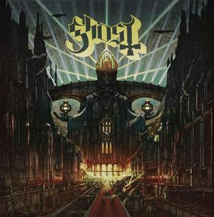 <i>Meliora</i> (album) 2015 studio album by Ghost