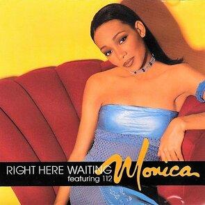 Right here waiting lyrics monica