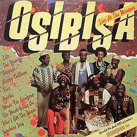 <i>Live at the Marquee</i> (Osibisa album) 1984 live album by Osibisa