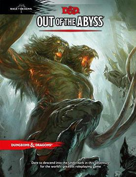 Out of the abyss dungeons dragons wikipedia out of the abyss dd moduleg fandeluxe Gallery