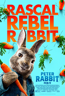 Póster de Peter Rabbit