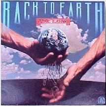 <i>Back to Earth</i> (Rare Earth album) 1975 studio album by Rare Earth