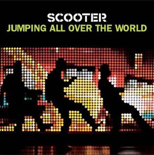 <i>Jumping All Over the World</i> 2007 studio album by Scooter