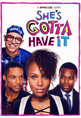 shes gotta have it tv series wikipedia