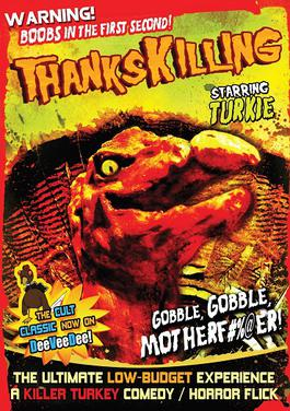 Picture of a movie: Thankskilling