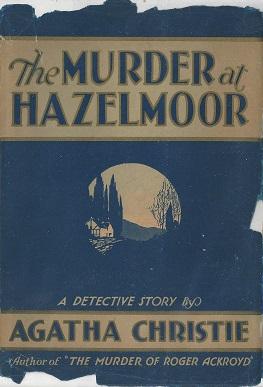 <i>The Sittaford Mystery</i> novel by Agatha Christie