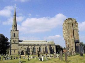 Ticknall village and civil parish in South Derbyshire, Derbyshire, England