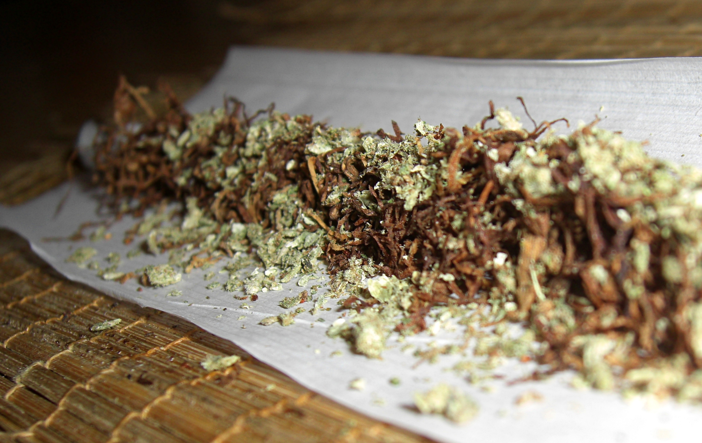 What Happens To Your Body When You Mix Weed And Tobacco? | Herb