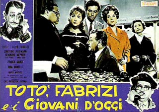 <i>Toto, Fabrizi and the Young People Today</i> 1960 film