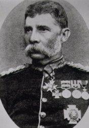 Harry Prendergast Recipient of the Victoria Cross