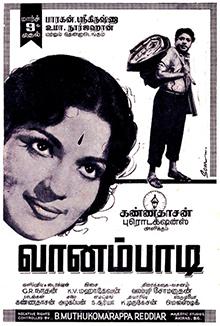<i>Vanambadi</i> 1963 film