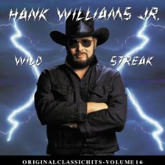 <i>Wild Streak</i> album by Hank Williams Jr.