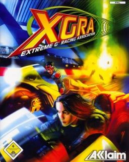 <i>XGRA: Extreme G Racing Association</i>
