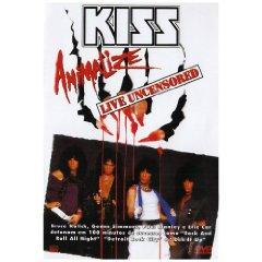 <i>Animalize Live Uncensored</i> 1985 video by Kiss