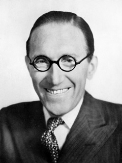 Arthur Askey English comedian and actor