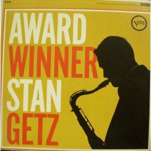 <i>Award Winner: Stan Getz</i> 1957 studio album by Stan Getz