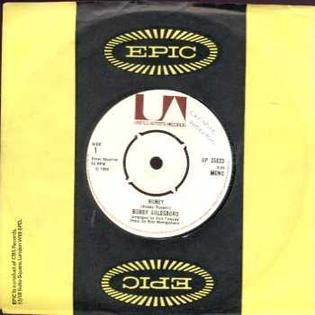 Honey (Bobby Goldsboro song) Song by Bobby Goldsboro