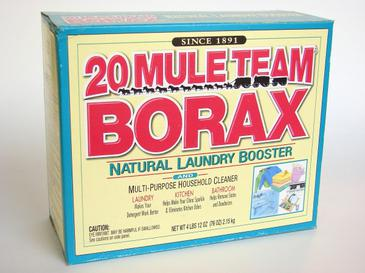 Borax 20 Mule Team