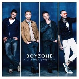 <i>Thank You & Goodnight</i> 2018 studio album by Boyzone