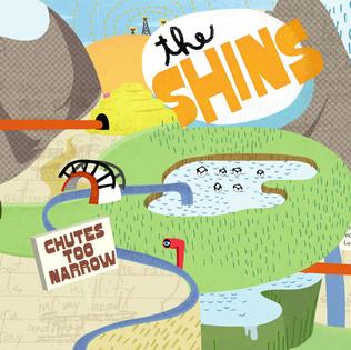 <i>Chutes Too Narrow</i> 2003 studio album by The Shins