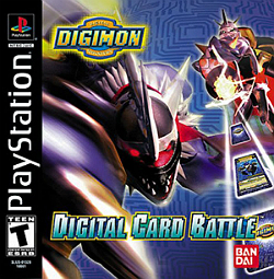 [PSX] Digimon Digital Card Battle Digimondigitalcardbattle