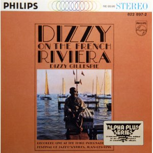 <i>Dizzy on the French Riviera</i> 1962 live album by Dizzy Gillespie