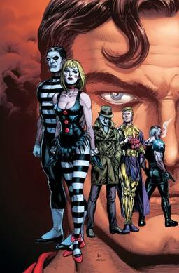 List Of Doomsday Clock Characters Wikipedia