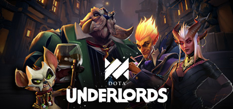Picture of a game: Dota Underlords