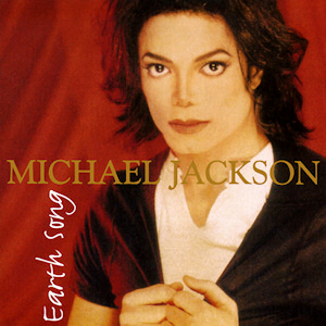 Titelbild des Gesangs Earth Song von Michael Jackson