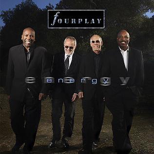<i>Energy</i> (Fourplay album) 2008 studio album by Fourplay