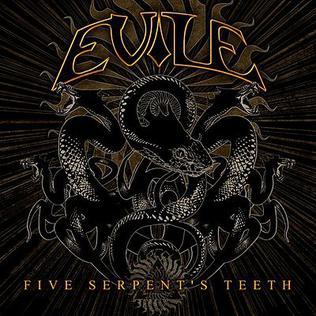 <i>Five Serpents Teeth</i> 2011 studio album by Evile