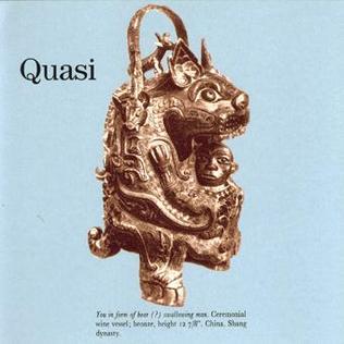 """<i>Featuring """"Birds""""</i> 1998 studio album by Quasi"""
