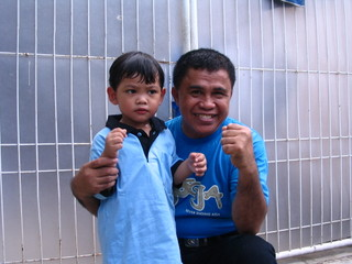 Ellyas Pical Indonesian boxer