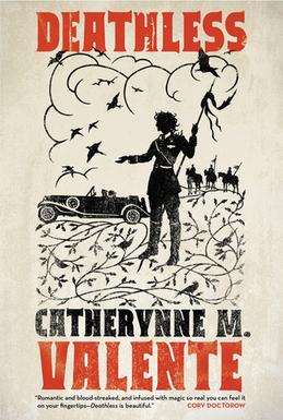 Image result for Deathless by Catherynne M. Valente