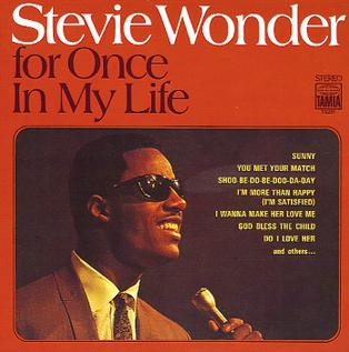 <i>For Once in My Life</i> (Stevie Wonder album) 1968 studio album by Stevie Wonder