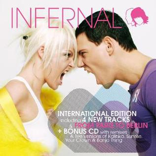 Image result for Infernal - From Paris to Berlin