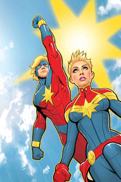 Captain Marvel Marvel Comics Wikipedia